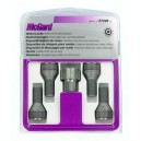 MCGARD BULLONI ANTIFURTO conici, kit 4 pz - Ultra High Security - A220