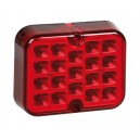 Faro retronebbia a 19 Led, 12/24V